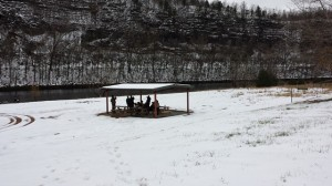 2013 Christmas Trout Fishing Trip On The White River