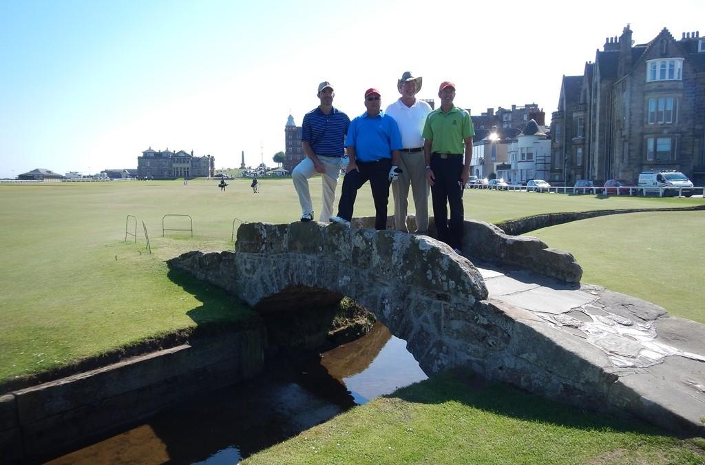 2014 Scotland Golf Trip